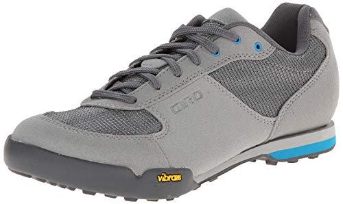 Giro Petra Vr Womens MTB Shoes Titanium/Blue Jewel 40