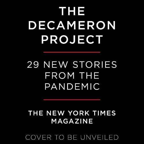 The Decameron Project  By  cover art