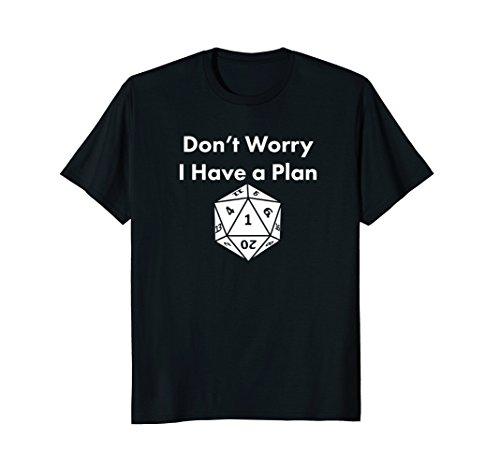 Dungeons D20 Fail RPG Fumble Graphic T Shirt