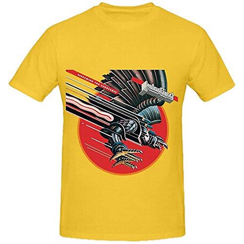 Screaming Vengeance Judas Priest 80S Mens Music T Shirts XL