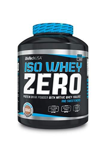 Biotech Iso Whey Zero Proteine Sapore Caffè-Latte - 1 Prodotto