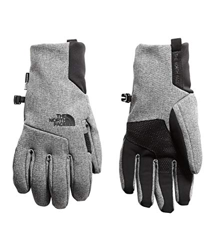 The North Face Men's Apex Etip Glove, TNF Medium Grey Heather (Std), S