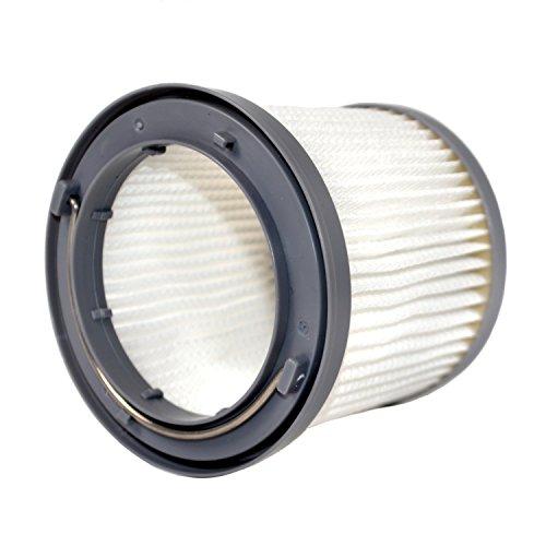 HQRP Filter kompatibel mit Black & Decker DUSTBUSTER VF90 / 90552433 / N566707 passt PV1225N PV1225NPM PV1225NB PV1425N PV1020L PV1420L PV1820L PV1825N PV9625N PV1200AV Handstaubsauger, Untersetzer