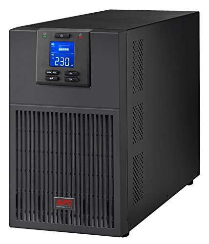 APC SRV3KI gruppo di continuità (UPS) Doppia conversione (online) 3000 VA 2400 W 6 presa(e) AC