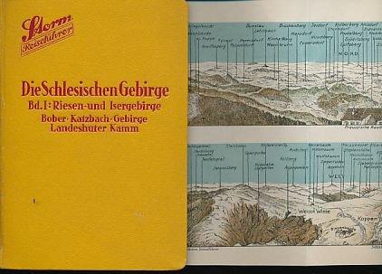 Die Schleischen Gebirge, Band 1: Riesen - und Isergebirge,