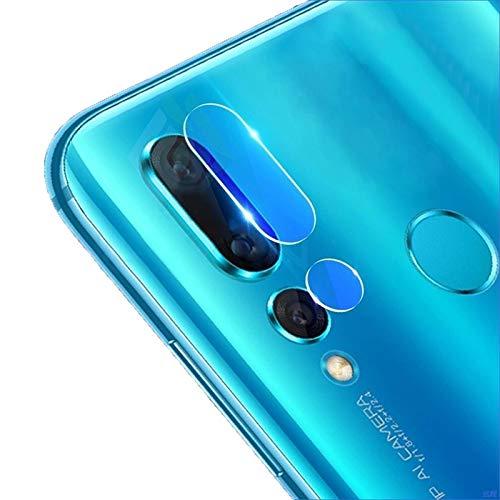 BEIJING LENSPROTECTOR/Película de Lente de cámara de Fibra Suave para Huawei P Smart + 2019 / Maimang 8