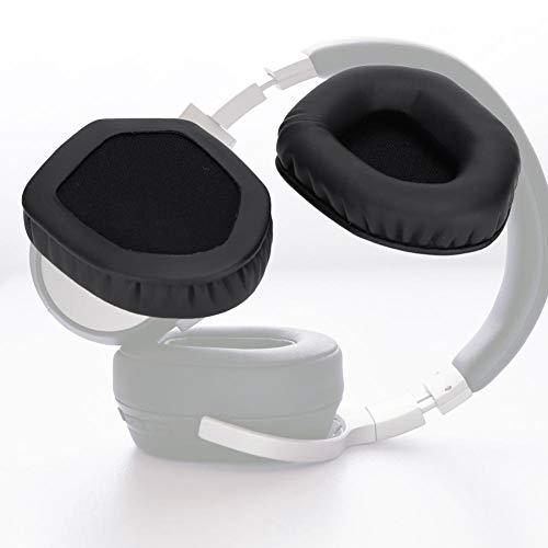 Vervangende oorkussens, zachte, comfortabele spons, duurzaam, flexibel, ideale vervanging, vervangende zachte oorkussens Kussens voor Logitech UE 4500 UE3600 UE4000-hoofdtelefoon