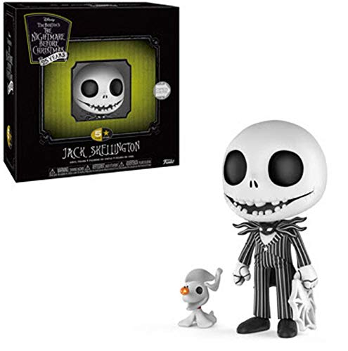 5 Star: Nightmare Before Christmas: Jack Skellington