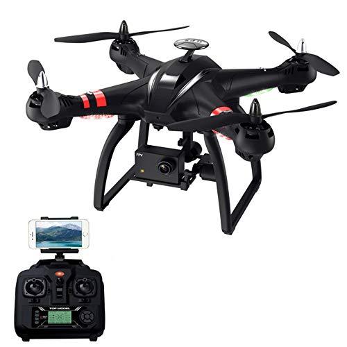 Afstandsbediening vier-rotor drone, dual GPS WiFi FPV borstelloze helikopter racen RC afstandsbediening drone speelgoed-vaste PTZ 4K-camera
