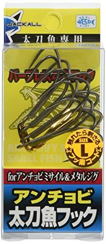 JACKALL(ジャッカル) 太刀魚フック アンチョビ太刀魚フック S 4本
