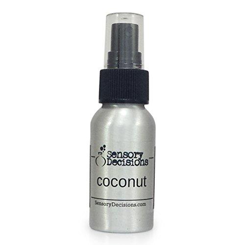 cocco fragranza profumo per ambienti, by Sensory decisioni, metallo, Silver, 1 bottle