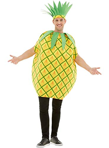 Funidelia | Disfraz de pia para Hombre y Mujer Talla Estndar Fruta, Comida - Amarillo