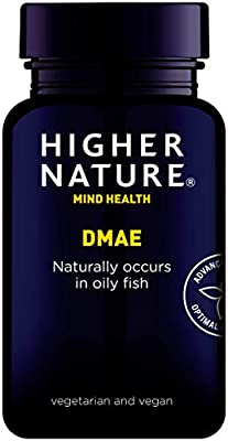 Higher Nature DMAE Pack of 60 from Higher Nature