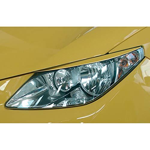 Scheinwerferblenden Seat Ibiza 6J 3/5 türer 2008- (ABS)