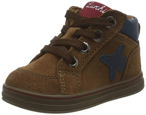 Lurchi Baby-Jungen Jessa Sneaker, Cuoio,26 EU