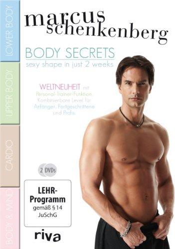 Marcus Schenkenberg - Body Secrets [2 DVDs]
