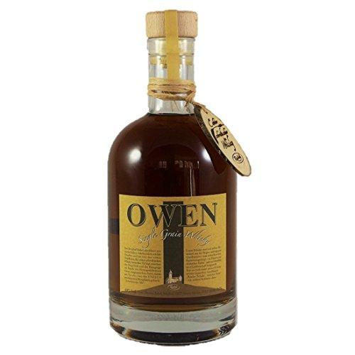 Schwäbischer Single Grain Whisky aus Owen