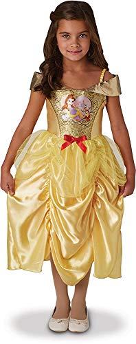 Rubie's - Déguisement Officiel - Disney - Disne Princesse - Déguisement Classique Sequin Belle Taille MI - 641024M