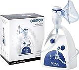 OMRON A3 Nebulizador de aerosol Complete 3 en 1: trata las vías respiratorias altas, medias y bajas, adecuado para resfriados, infecciones, alergias y asma
