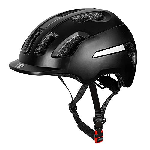 Lixada Mountainbike Helm mit Sonnenblende Ultraleicht Verstellbarer Fahrradhelm Herren Damen Sport Outdoor Schutzhelm