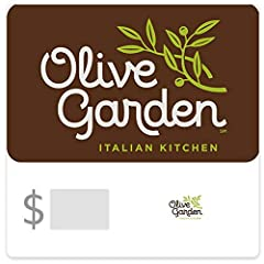 Olive Garden offers an award-winning wine list and a range of delicious Italian dishes inspired by our Culinary Institute of Tuscany in Italy. Darden Restaurants gift cards can be redeemed at any Olive Garden, LongHorn Steakhouse, Bahama Breeze, Seas...