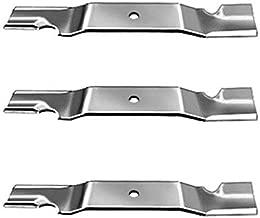 Set Of 3 Blades Replaces GRASSHOPPER 320239 OREGON 91-532 STENS 320-040