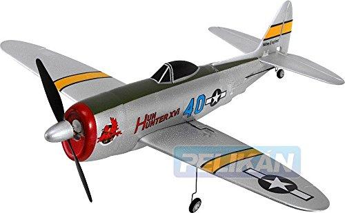 Nine Eagles P-47 RTF Set