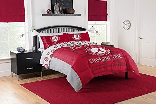Alabama Crimson Tide Full/Queen Comforter & Shams, 3 Piece Bedding, New! + Homemade Wax Melts