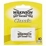 Wilkinson Classic - Cuchillas de afeitar (10 unidades)