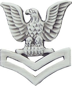 United States Navy 2nd Class Crow Lapel Pin