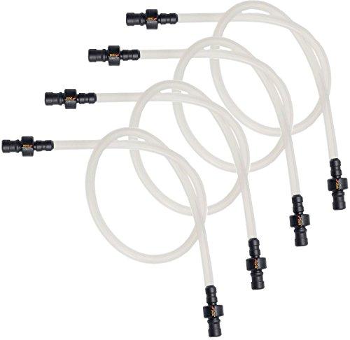 Zubehör Set mit Milchschlauch passend für Miele Aufschäumer mit Behälter CM 6100 6310 5100 5200