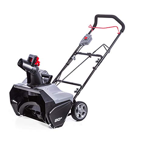 Our #6 Pick is the Powerworks 60V Li-Ion Brushless Snow Thrower
