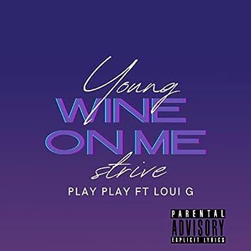 Wine on me (Radio Edit)