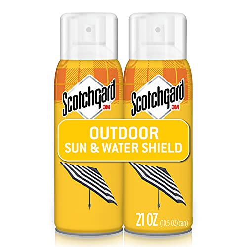 Scotchgard Sun and Water Shield, Repels Water, 21 Ounces