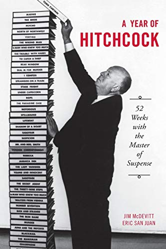 A Year of Hitchcock: 52 Weeks with the Master of Suspense ~ TOP Books