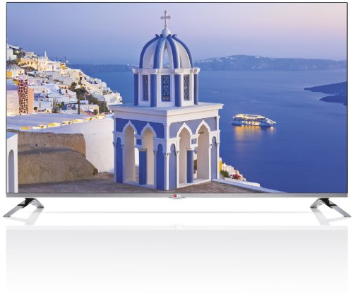 LG 47LB670V 47' Full HD 3D compatibility Smart TV Wi-Fi Black, Silver LED TV - LED TVs (Full HD, A+, 16:9, 1920 x 1080 (HD 1080), 1080p, Black, Silver)