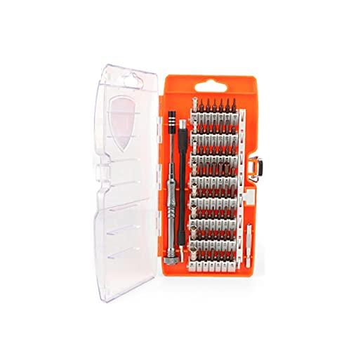 Juego de destornilladores de precisión de 58 piezas, kit de herramientas de desmontaje y reparación universal...