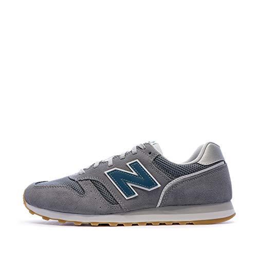 New Balance Herren 373 ML373EA2 Medium Sneaker, Grey (Gunmetal EA2), 46.5 EU