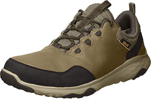 Teva M Arrowood 2 WP, Zapatos de Low Rise Senderismo Hombre, Marrón (Walnut WAL), 39.5 EU