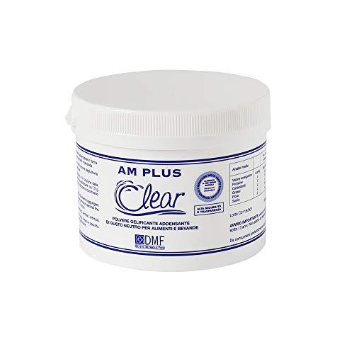 AM Clear Gelierpulver zur Verdickung von Wasser und Getränken 125 g