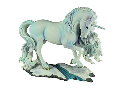 estatua unicornio de la marca Veronese Design