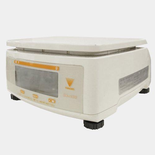 寺岡精工(TERAOKA) 防水型 デジタル上皿はかり(検定付) DS-500DN 2KG (28804)