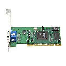 cheap ATI Rage XL 8 MB PCI VGA CL-XL-B41 Standard Graphics Card