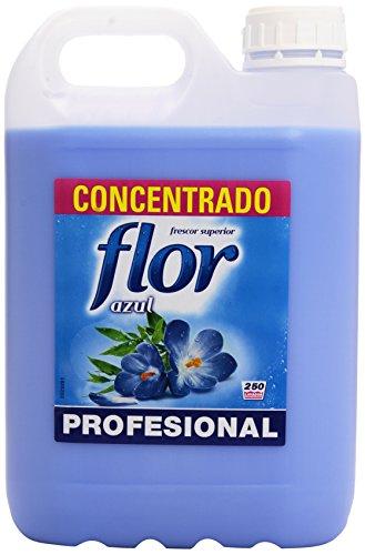 Flor Azul Profesional Suavizante Concentrado - 5 kg, 2 unidades