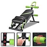 Qazxsw Hantel Hocker/Sit-Ups Bauch Aids/Herrenbauch Maschine Fitnessgeräte/Multi-Funktions-Sit-Up...