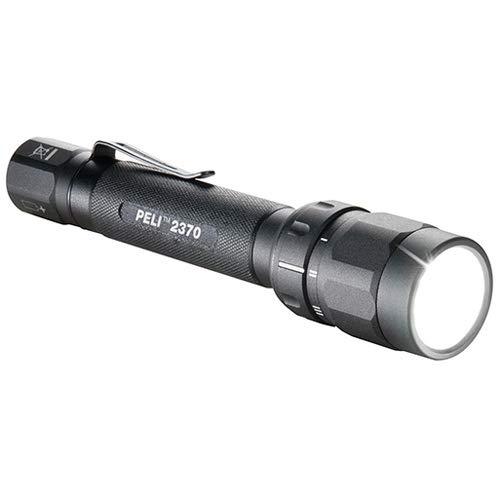 Peli 2370LED Linterna Negro, incluye 2pilas alcalinas AA