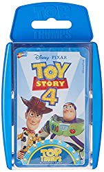 Travel Games Top Trumps Toy Story 4