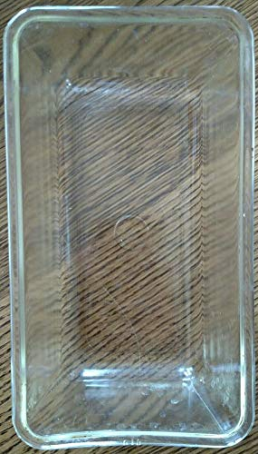 Pyrex Clear 213 1919 Loaf Pan