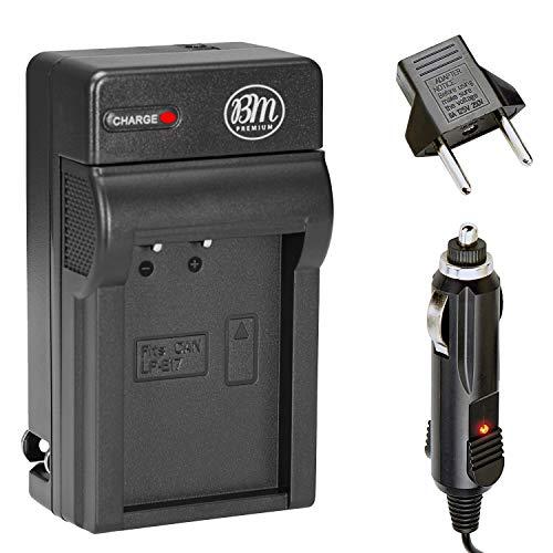 BM Premium LP-E17 Battery Charger for Canon LC-E17, EOS M6 Mark II, Rebel SL2, Rebel EOS M3, EOS M5, EOS M6, Rebel T6i, T6s, T7i, T8i, EOS 77D, EOS 750D, EOS 760D, EOS 8000D, KISS X8i Digital Cameras -  BMPT96K1-A