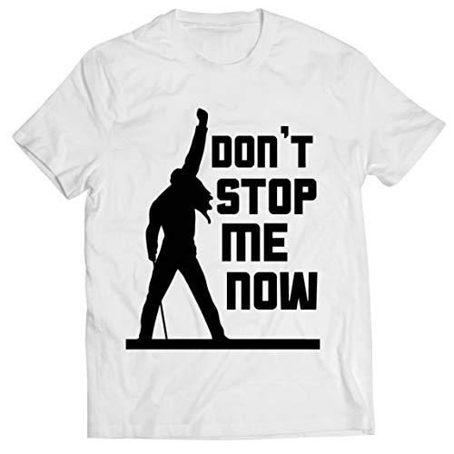 lepni.me Camisetas Hombre Don't Stop me Now! Camisas de Abanico, Regalos de...